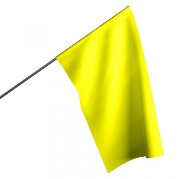 Motorsportflagge GELB