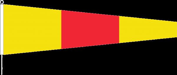 Signalflagge 0 - Nadazero