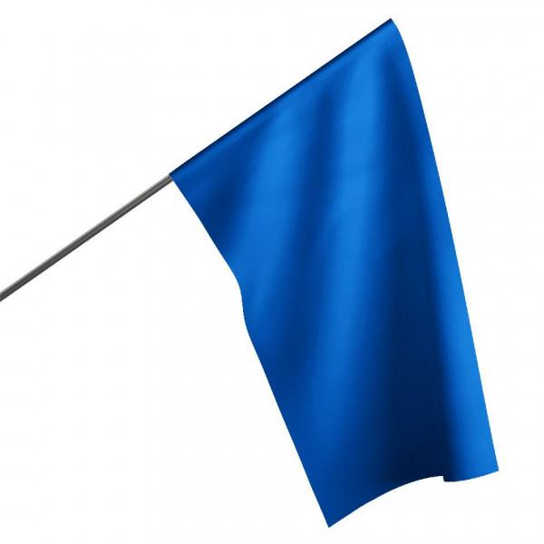Motorsportflagge BLAU