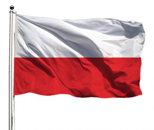 Flagge Thüringen o. Wappen Querformat Premium-Qualität