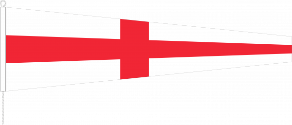 Signalflagge 8 - Oktoeight