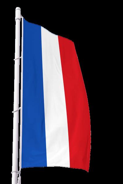 Flagge Schleswig-Holstein ohne Wappen im Hochformat Premium