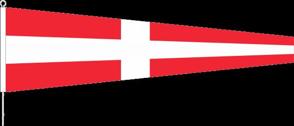 Signalflagge 4 - Kartefour