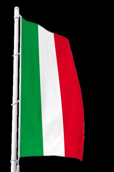 Flagge Nordrhein-Westfalen ohne Wappen im Hochformat Premium