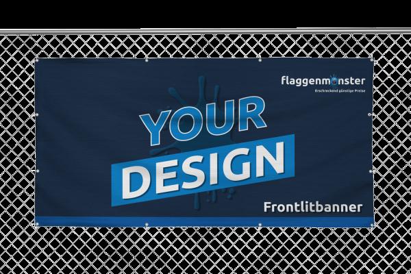 Banner Querformat Frontlit 510 gr./m²