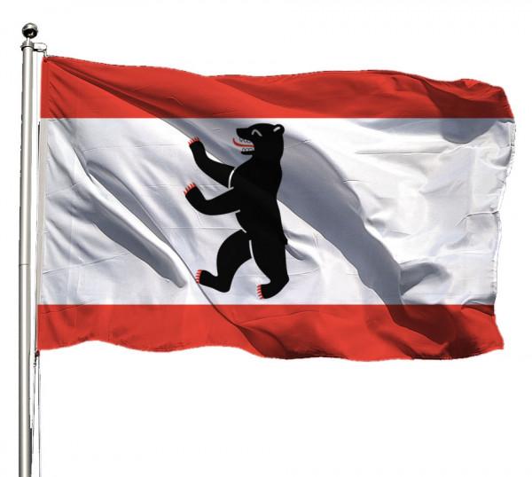 Flagge Berlin Querformat Premium-Qualität