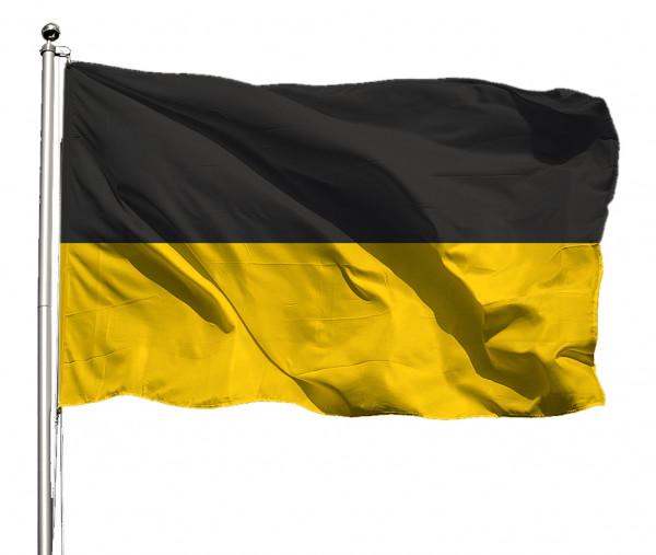 Flagge Baden-Württemberg ohne Wappen Querformat Premium-Qualität